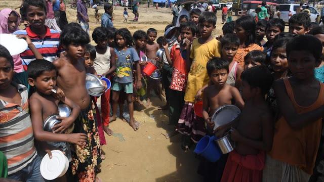 ONU revela 'plan cínico' del Ejército para expulsar a rohingyas