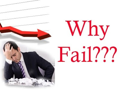 tại sao kinh doanh online thất bại
