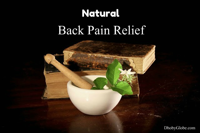 natural low back pain relief