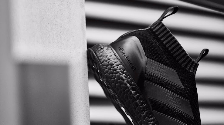 official photos 08bd7 5fc23 Triple Black Adidas Ace 16+ PureControl Ultra Boost Released ...