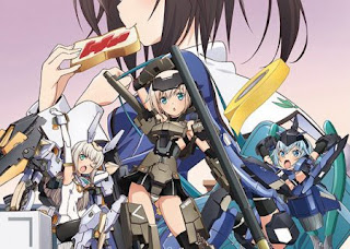 Frame Arms Girl - Episódio 08
