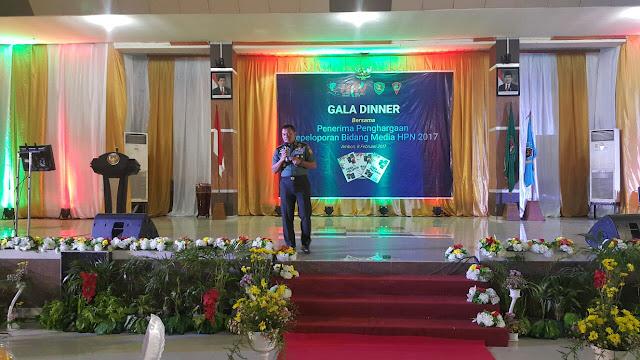 Panglima TNI : Media Sumber Informasi dan Pendidikan Strategis