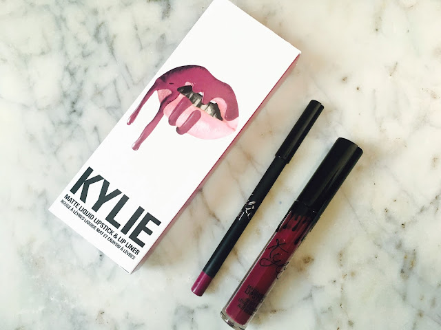 Review Of Spice Lipkit by Kylie Cosmetics