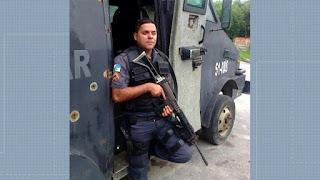 PM é morto em tentativa de assalto no RJ; mãe passa mal e morre ao reconhecer o corpo