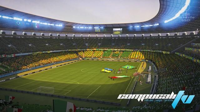 2014 FIFA World Cup Brasil Xbox 360 Español