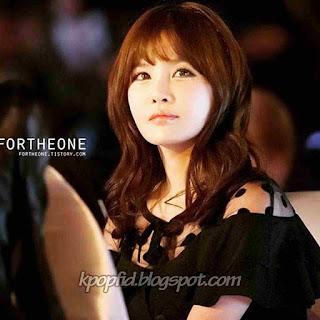Gambar Jeon Boram T-ara Terbaru