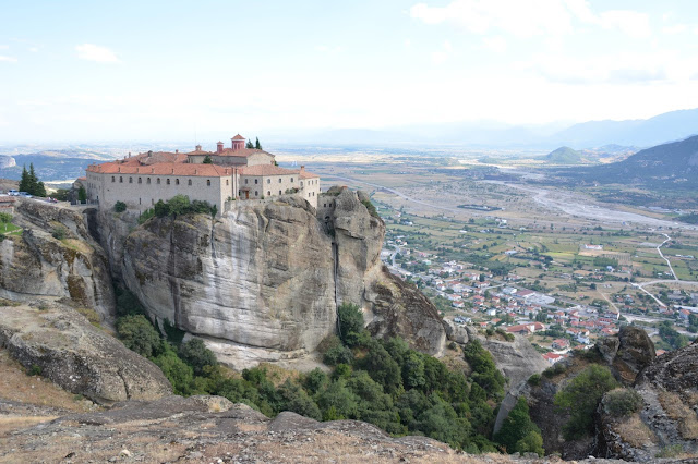Agios Stefanos ( St. Stephen ) Manastırı, Meteora