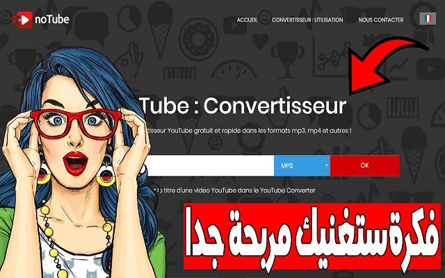 أنشئ موقع لتحميل فيديوهات اليوتيوب من فكرة بسيطة مجانا و اربح منه مئات الدولارات شهريا