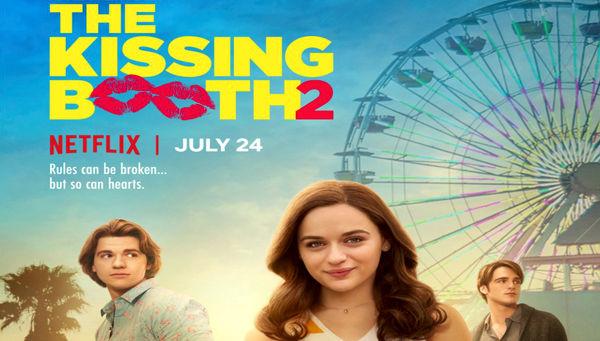 Cartel de la entrada de Joey King anuncia la fecha de lanzamiento de 'Kissing Booth 2'