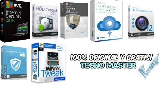 Descarga todo tipo de software (antivirus, juegos, edicion) etc, con Licencia Legal 100% Gratis 2017.