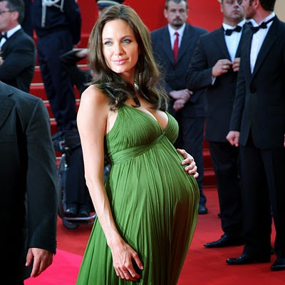 Angelina Jolie Is She Pregnant 7