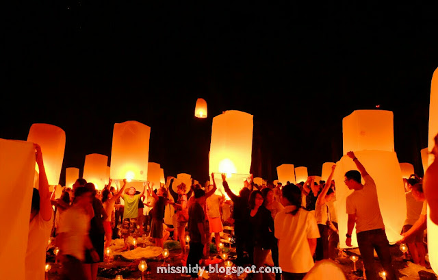 vesak day at borobudur travel blog