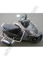 Side Wheel Attachment TVS Jupiter