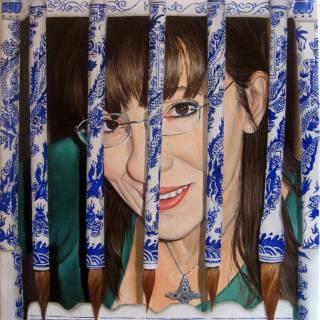 Реальный и виртуальный миры. Rosa Borreale