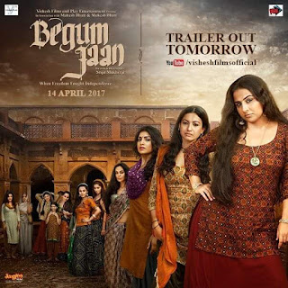Vidya Balan Upcoming movie Begum jaan
