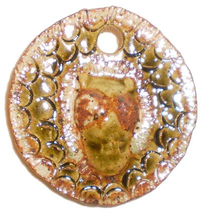 Aberrant Ceramics: Coin-like Objects