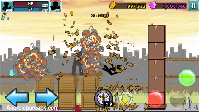 Anger of Stick 5 Apk Download Mod