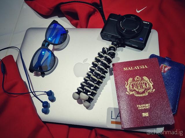 Berapa harga untuk buat pasport antarabangsa?