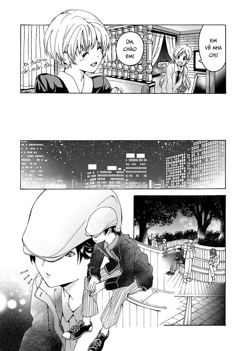 HentaiVN.net - Ảnh 5 - Tuyển tập Yuri Oneshot - Chap 124: I no Shissou
