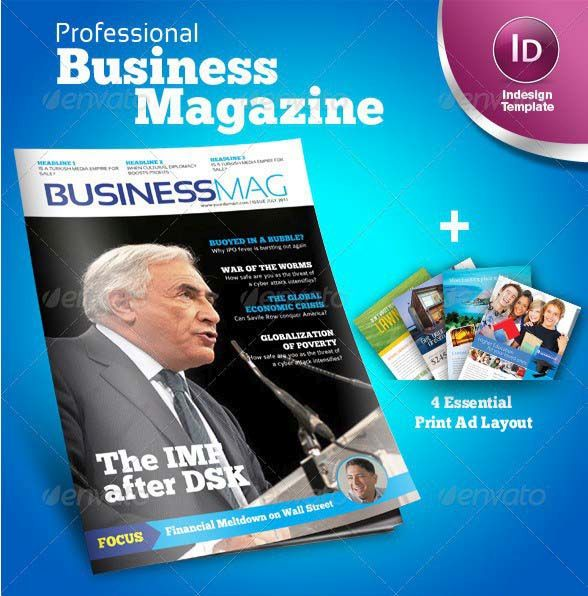 28 print magazine templates covers photoshop psd indesign professional business magazine indesign template cheaphphosting Choice Image