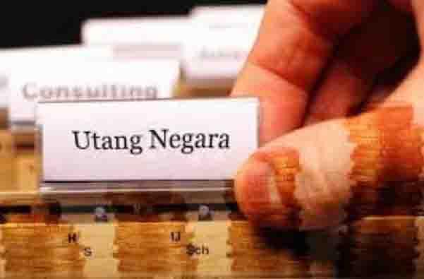 Utang Luar Negeri Indonesia Pemerintah Sudah Mengkhawatirkan