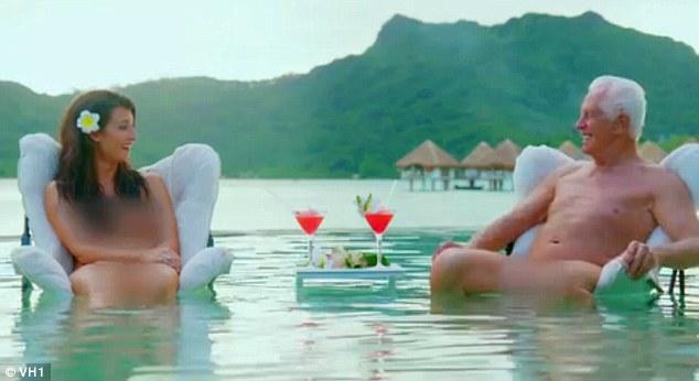 Padma Lakshmi is dating Adam Dell