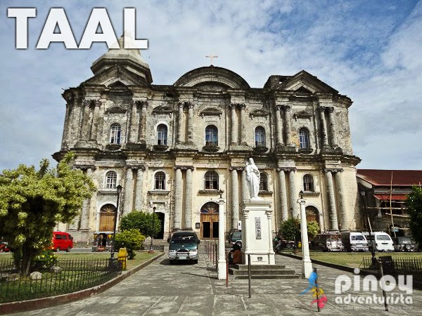Churches in Batangas for Visita Iglesia Taal Basilica