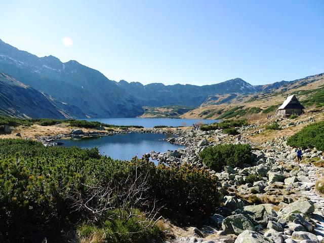 Dolina 5 Stawów - szlak Doliną Roztoki z Palenicy
