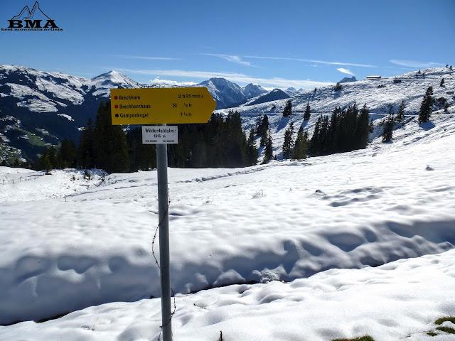 Brechhornhaus - wandern kitzbühel kirchberg - outdoor blog ideenportal - gps Tracks