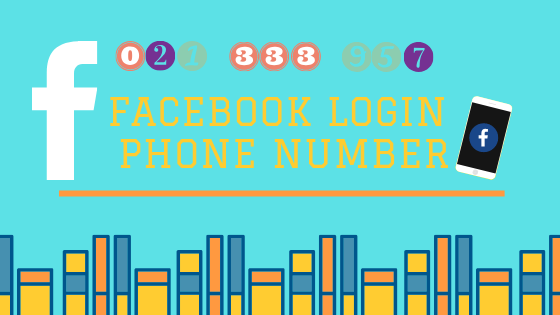 Facebook Login Phone Number