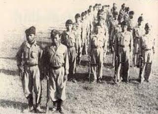 Organisasi Militer Bentukan Jepang