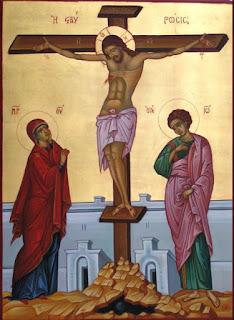 Οἱ ἑπτὰ φράσεις τοῦ Χριστοῦ στὸν σταυρό.