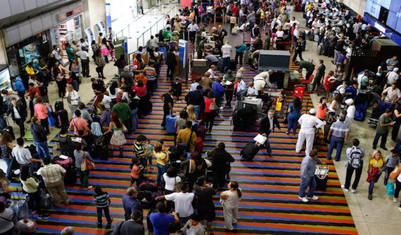 La emigración de Venezuela a España se dispara en los dos últimos años