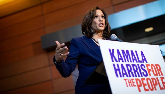 Kamala Harris raises $1.5 million in first 24 hours