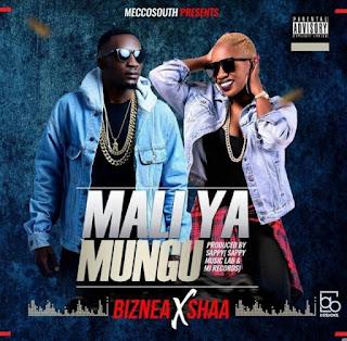 Biznea Ft Shaa - Mali Ya Mungu Audio