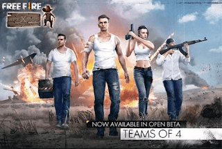 Free Fire - Battlegrounds v1.14.0 Apk Mod Full Version for Android