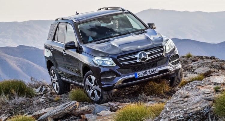 Mercedes benz gle 2016 a precios desde 53 966 en alemania for Mercedes benz 2016 precio