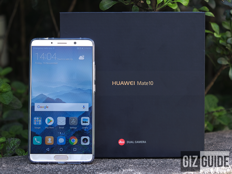 Huawei Mate 10 is touted to be an intelligent phone