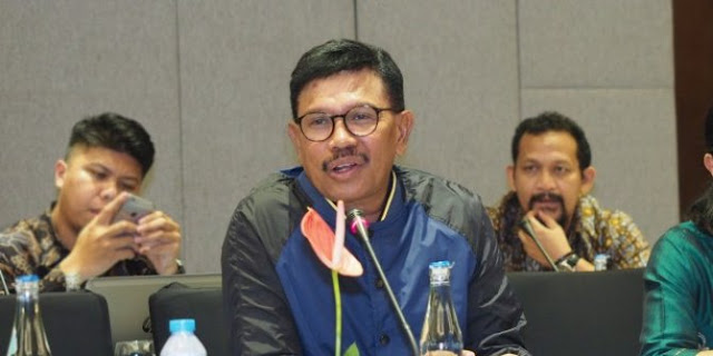 Sekjen Partai NasDem Jhonny G Plate Pendamping Jokowi Sudah Pasti Bikin Gempar Seluruh Indonesia