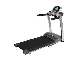 Life Fitness F3 Folding Treadmill Review