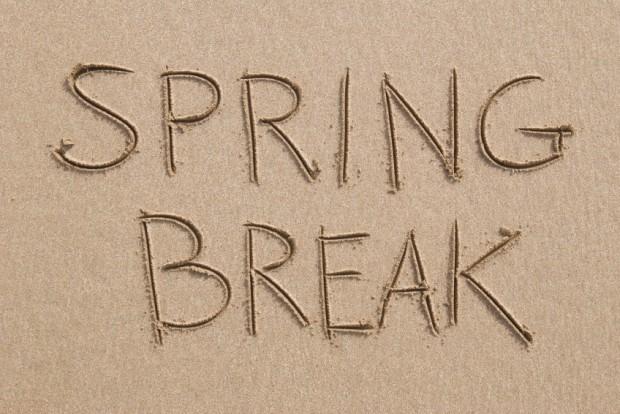 Career Chasse Keep Calm Spring Break Isnt Over Yet