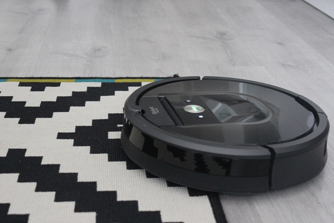 robot aspirador para alfombras