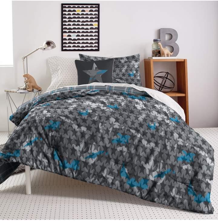 DKNY Camo Comforter & Sham Set