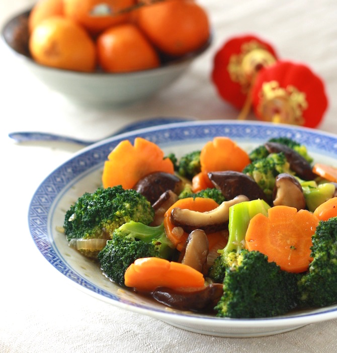 Stir Fried Broccoli recipe by SeasonWithSpice.com