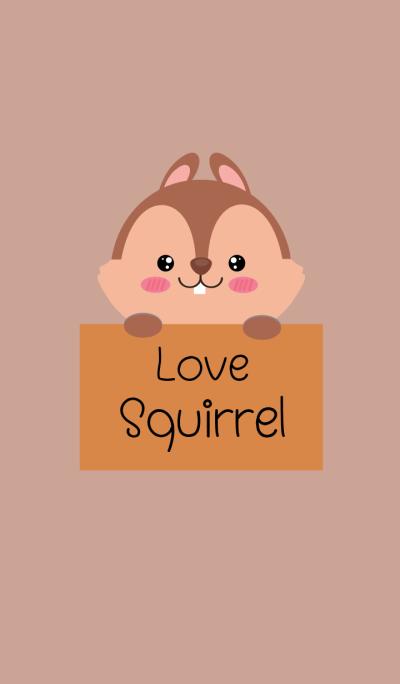 Simple Love squirrel (jp)