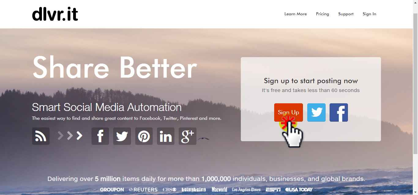 Automatic-publishing-on-social-networking-sites