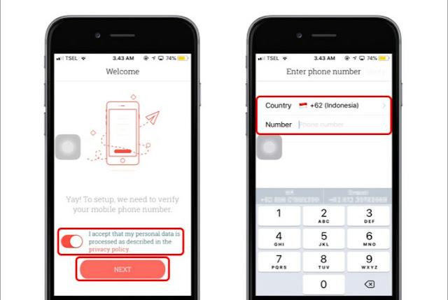 Cara gampang menjadwalkan kiriman pesan di iPhone dengan cepat 4