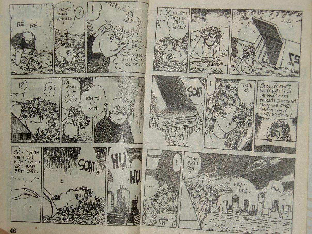 Siêu nhân Locke vol 12 trang 22