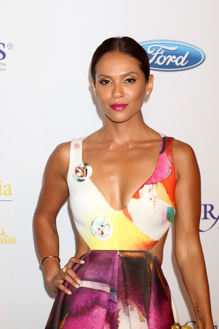 Actress, @ Lesley-Ann Brandt - Annual Gracie Awards Gala at Beverly Wilshire Hotel, Beverly Hills