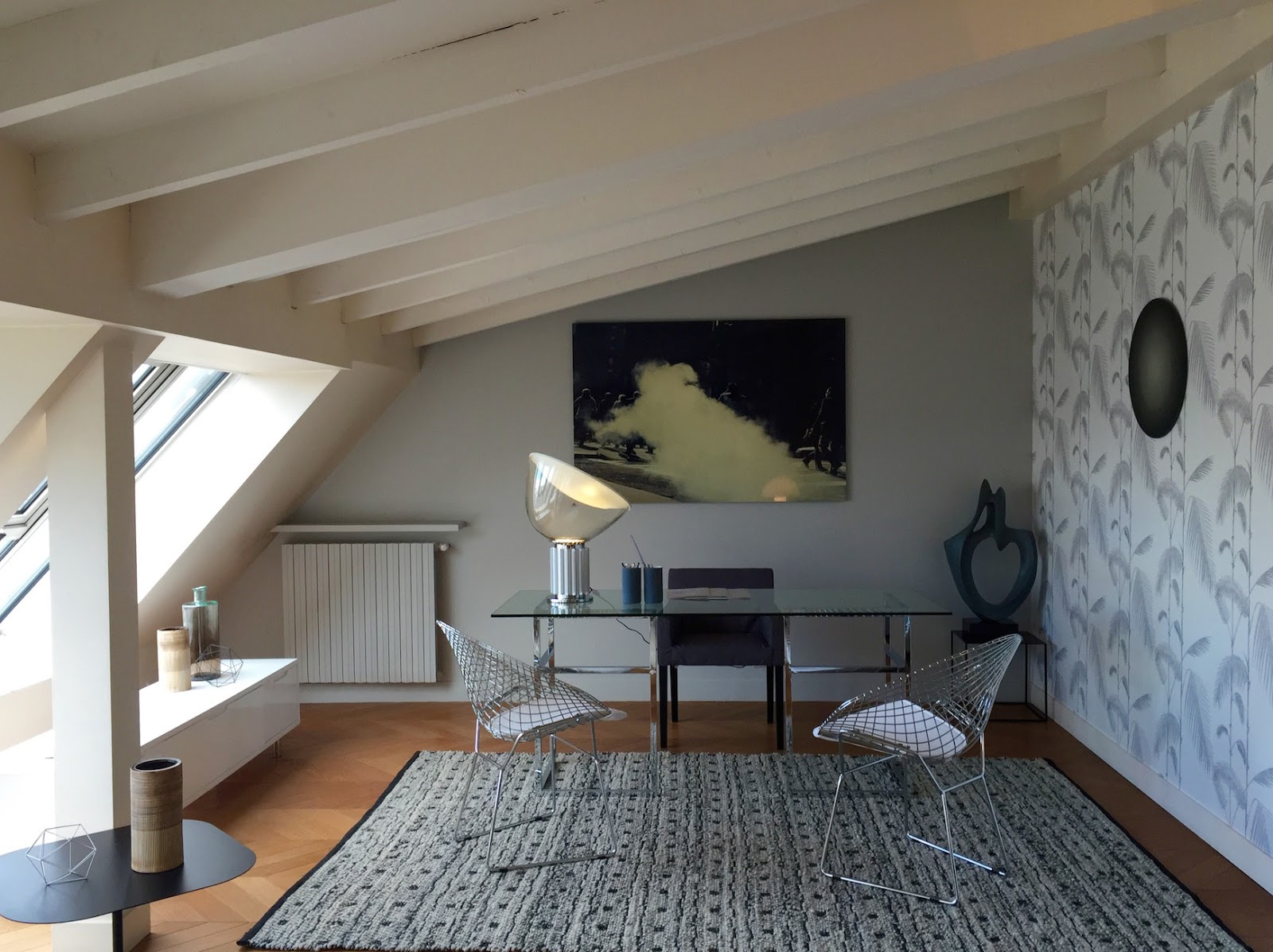 Anna grant duplex magellan paris 8 me for Duplex paris immobilier